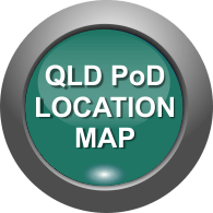 QLD Location MAP of PoDs in Queensland Business Networking Australia & New Zealand